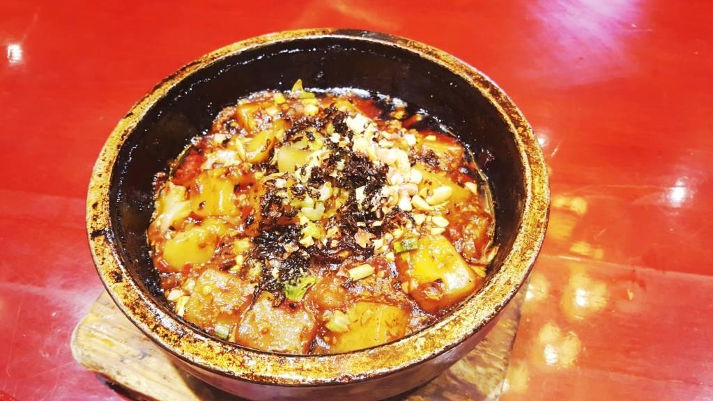 อาหารเสฉวนแท้ จากเมืองเฉิงตู ประเทศจีน